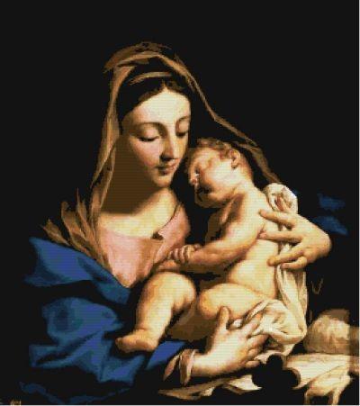Maria con Bambino
