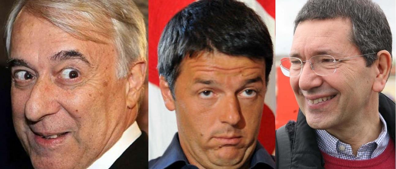 Pisapia, Renzi, Marino