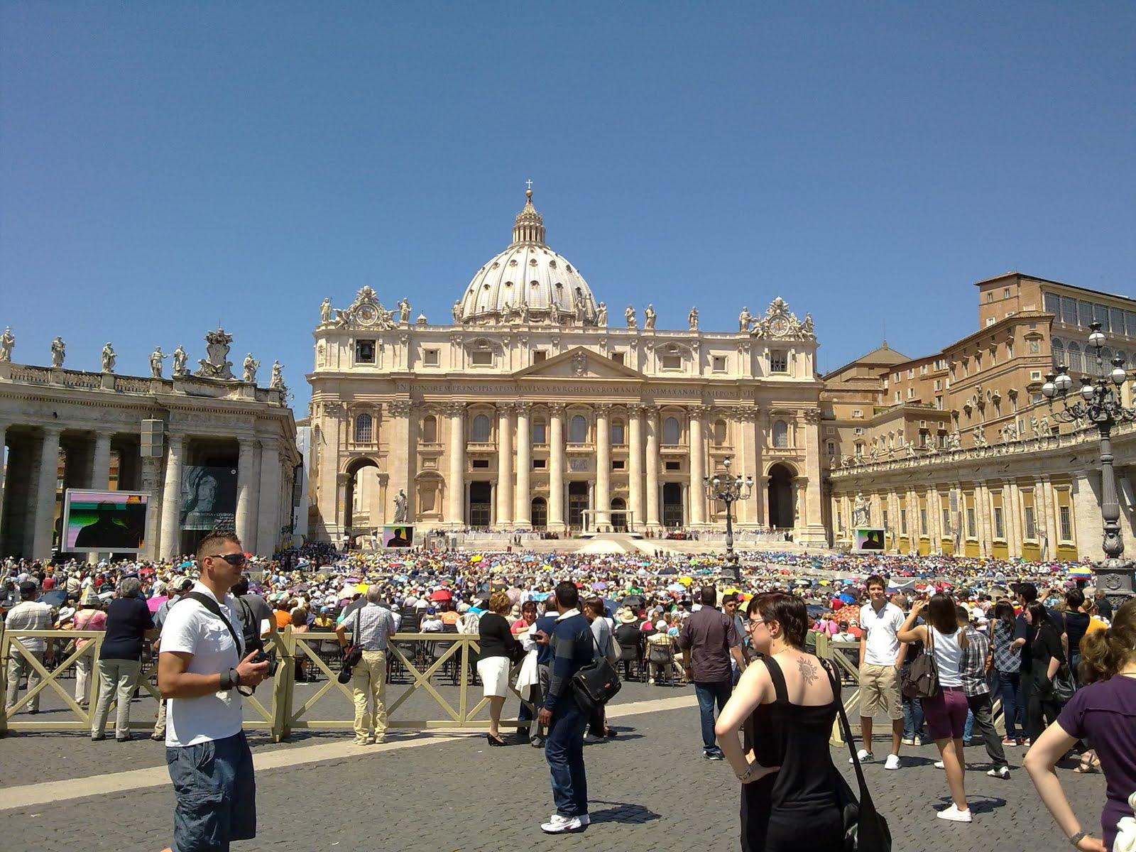 turisti roma