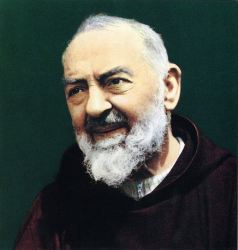 Image result for padre pio
