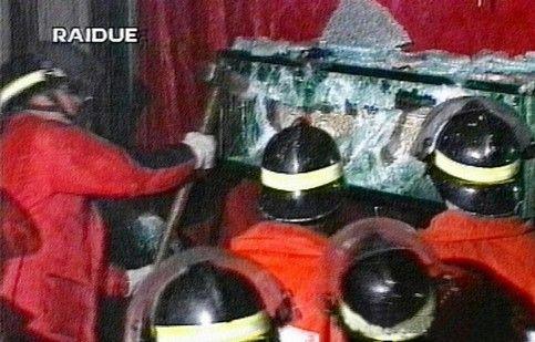La conversione del pompiere ateo che salvò la Sindone