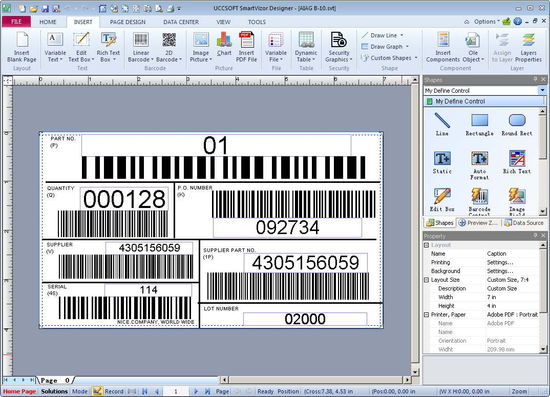 Business Inventory Amp Barcoding Softwares Free Download