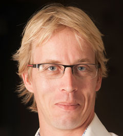 Mark Huising, headshot