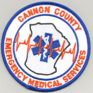 Cannon County EMS patch
