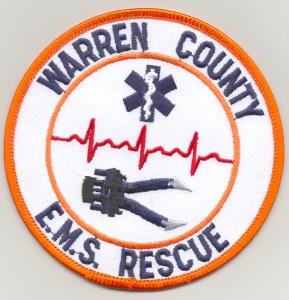 Warren Co Patch
