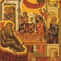 """interpretarea Icoanei ,,Naşterea Maicii Domnului"""""""
