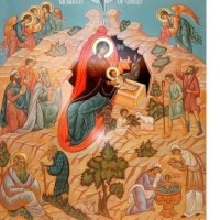 Explicarea icoanei Naşterii Domnului