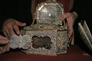 Capul Sfintului Ioan Gura de Aur