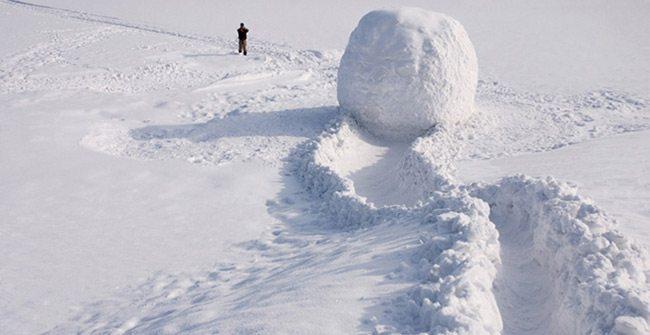 Gîndurile rele sunt ca un bulgăr de zăpadă