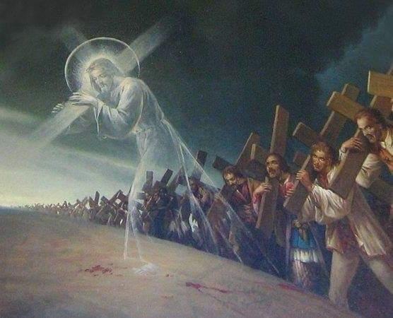 Dacă nu-ți poți duce Crucea înseamnă că ești departe de Domnul!