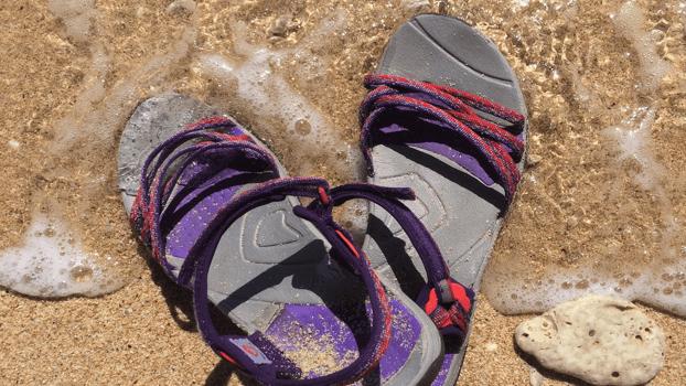Image result for sandals biblical