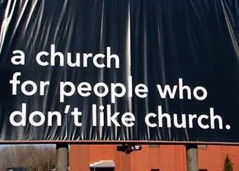 a church for people who don