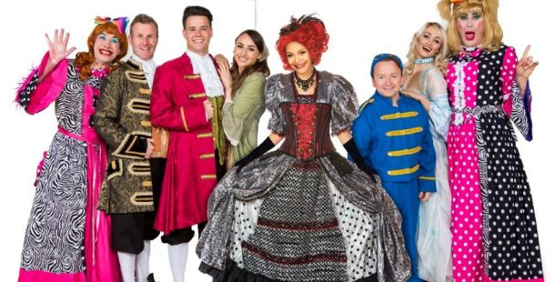 Cinderella – The Spar Panto