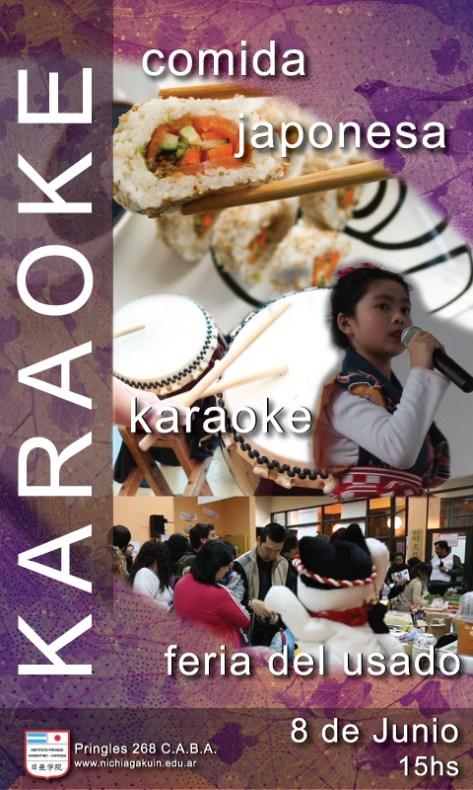 Karaoke Nichia