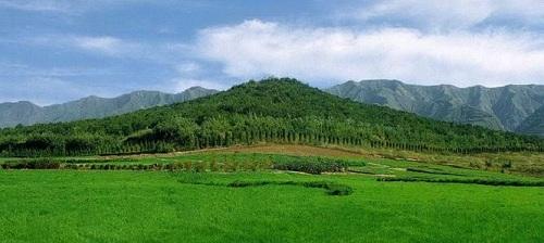 Qin Shi Huang Mausoleum Mound