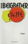 """Книга на французском языке """"99 F / 99 франков"""""""