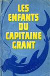 "Книга на французском языке ""Les enfant du Capitane Grant / Дети капитана Гранта"""