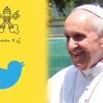 البابا فرنسيس على تويتر