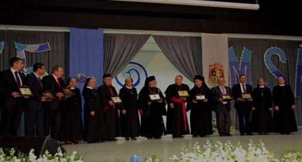 لحّام افتتح السنة اليوبيلية للراهبات المخلّصيات: سنقوم ببناء كنيسة جديدة في جرمانا في سوريا