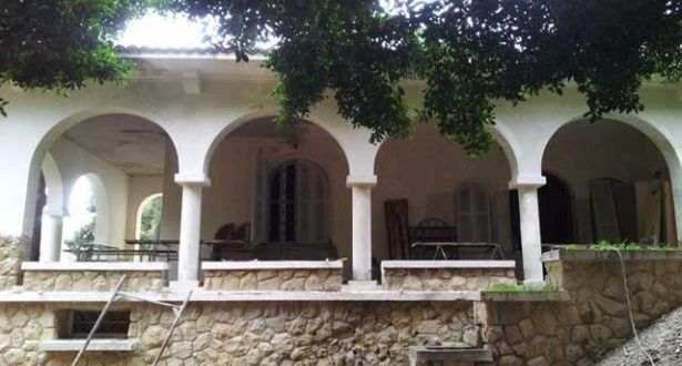 بيت الرئيس فؤاد شهاب في حمى الرهبانية المارونية متحف ومكتبة عامة وفاء لرجل المؤسسات