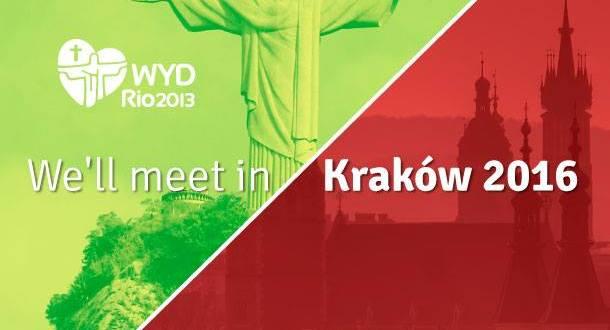 كراكوف 2016: الأيام العالميّة للشبيبة من 26 إلى 31 تموز 2016