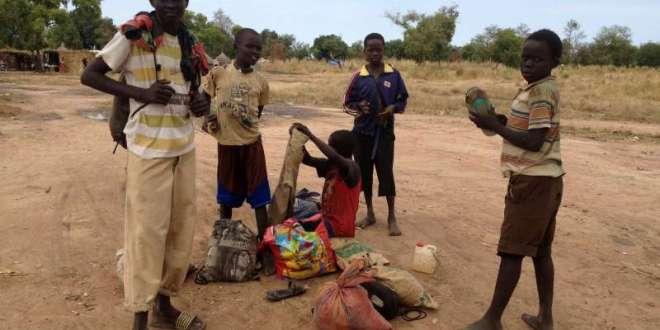 السودان: لاجئون يعانون الأمرين في المخيمات