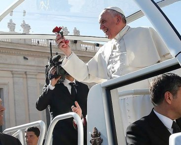 البابا فرنسيس: الرياضة تساعد على نشر ثقافة اللقاء والتضامن