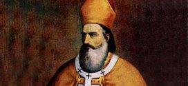 قداس في زغرتا في ذكرى وفاة البطريرك اسطفان الدويهي