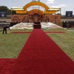 ملعب عمان الذي سيحيي البابا فرنسيس فيه قداساً خلال زيارته للاردن