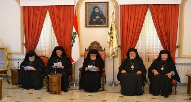 الحداد في قداس عيد السيدة في كفرحونة: نصلي للجيش والسلام