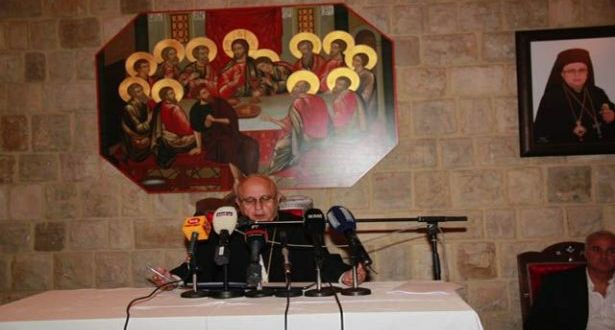 درويش اطلق معهد الموسيقى البيزنطية في زحلة
