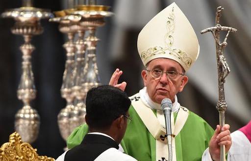 البابا: يسوع يثق بنا أكثر مما نثق بأنفسنا! في عظته أمس بمناسبة ختام أعمال السينودس