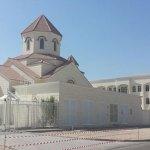 أول كنيسة أرمنية في دولة الإمارات العربية