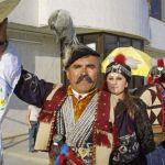 من احتفالات الآشوريين التقليدية