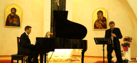 سحر الموسيقى الكلاسيكية في أمسية عزف أحياها Giampiero Sobrino و Fabio Centanni في الأنطونيّة