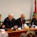 الصحافي الاميركي جيم كلانسي حاضر في LAU بيروت