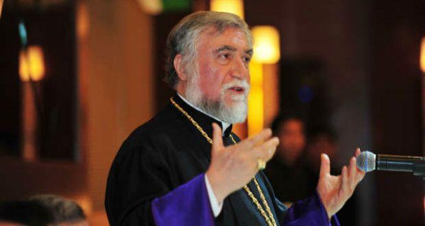 مطرانية الارمن الارثوذكس احتفلت بمرور 20 عاما على تولي آرام الاول كرسي الكاثوليكوسية بسلسلة نشاطات