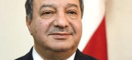 الكعكي التقى رئيس المركز الثقافي العراقي في بيروت وتلقى منه درعا