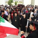 معهد القديس يوسف منيارة احتفل بتخريج طلاب شهادة الثانوية العامة