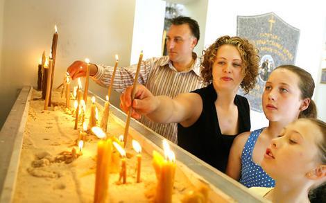عدد المسيحيين إلى ازدياد… في إسرائيل