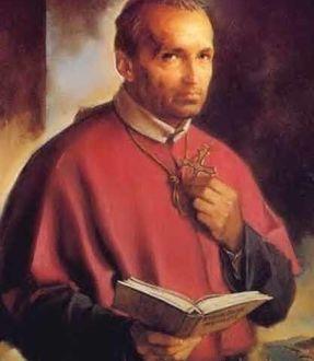 القديس أَلفونْسُ دُي ليغوري، الاسقف ومعلم الكنيسة