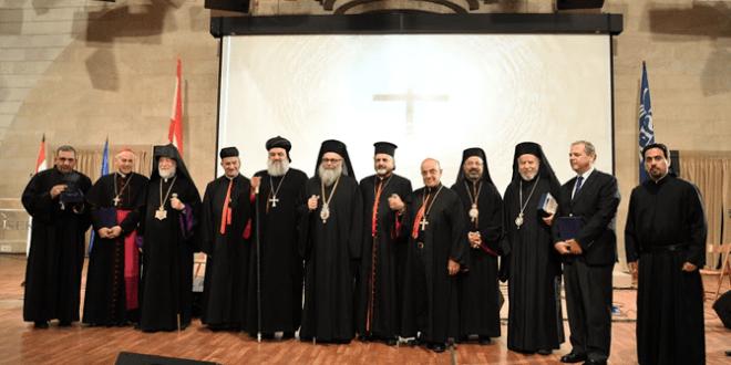 """جامعة الروح القدس في لبنان تحتضن مؤتمر إبادة السريان: """"شهادة وايمان"""""""