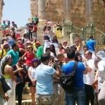 وفد الجامعة اللبنانية الثقافية في بعلبك