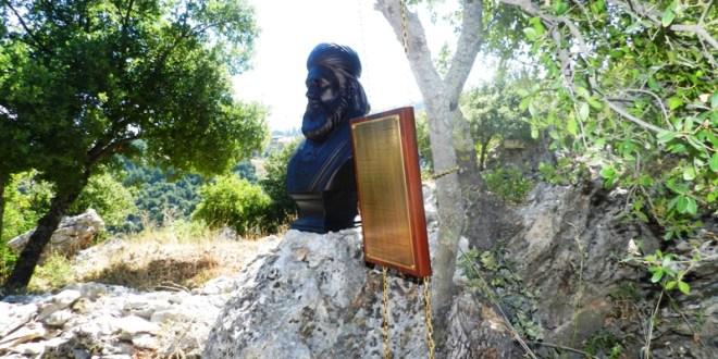 تمثال البطريرك عواد في حديقة البطاركة والراعي يزيح عنه الستارة في 2 أيلول