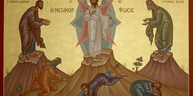 قداس في كنيسة مار جرجس اهدن لمناسبة عيد التجلي