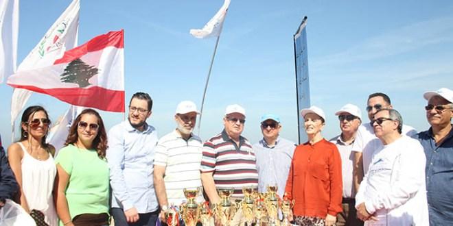 طلاب الإعلام في ال liu شاركوا في نشاط التصوير للمهرجان الرياضي البحري في صيدا