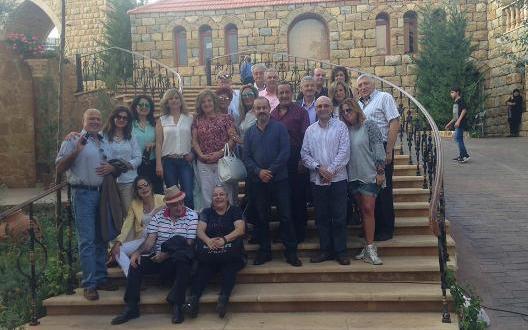 تلفزيون لبنان بين الماضي والحاضر بألوان المحبة