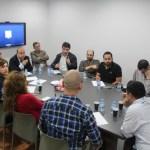 اجتماع لممثلي المواقع الالكترونية