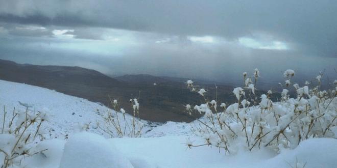 """""""راند"""" يمضي مطراً وثلجاً ورياحاً في سماء لبنان"""