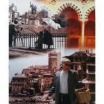 ملصق الوثائقي وبدا الممثل عبدالله حمصي